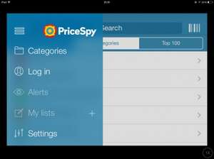 Pricespy free app for android and apple.