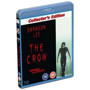 The Crow: Collector's Edition (Blu-ray) @ Play: zoverstocks - £4.67