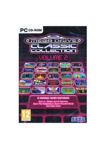 SEGA Mega Drive Classic Collection - Vol. 2 (PC) @ Base - £1.05