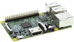 Raspberry Pi B+ New Model £29.22 Delivered @ RS Components