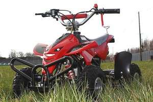 50cc off-road quad bike for kids or (short) adults - delivered £179.99 @ Groupon