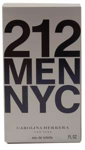 Carolina Herrera 212 Eau De Toilette Spray 100ml £29.29 delivered @ Amazon