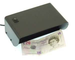 Counterfeit money detector- £7.99 @ Amazon/ExpressPro