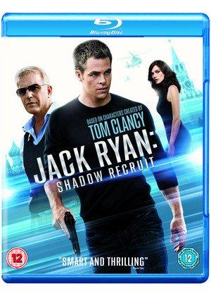 Jack Ryan: Shadow Recruit Blu Ray £9.99 @ Base
