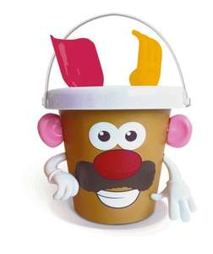 Mr Potato Head Beach Bucket Set Now £3.99 @ Argos