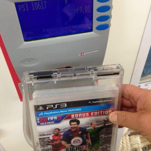 PS3 FIFA 13 £0.01 at tesco instore!