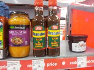 Branston Rich & Fruity Sauce 250g 10p in Asda