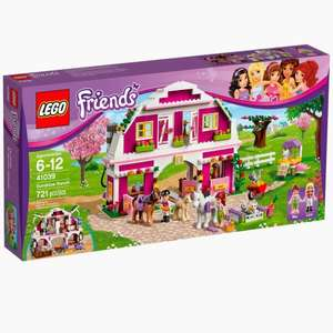 Lego 41039 Friends Sunshine Ranch - £39.99 instore @ Smyths