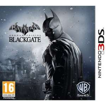 Batman: Arkham Origins Blackgate (3DS) £9.99 Delivered @ TheGameCollection