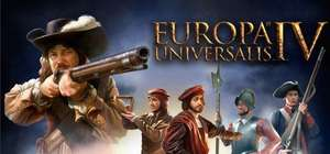 Europa Universalis IV (Steam) £5.80 @ IndieGala (Possibly £5.22, DLC also on sale)