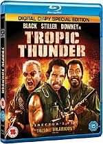 Tropic Thunder on blu ray for £2.99 delivered @ Grainger Games