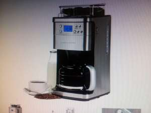 Bean to cup coffee machine £83.79 @ Andrew James