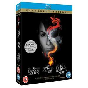 The Girl... Trilogy (Extended Versions) (4 Discs) (Blu-ray) for £9.49 delivered @ Zoverstocks/Play.com