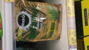 Miracle Grow Patch Magic 1.5kg @ Tesco In store £5