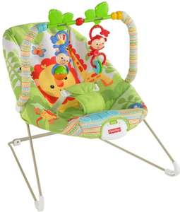 Fisher-Price Rainforest Friends Bouncer £21 @ Amazon