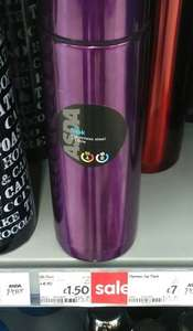 1L flask purple £1.50 @ Asda instore