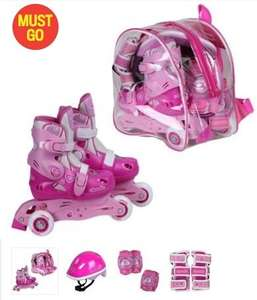 Cosmic Skate And Prot Set30 £16 + £3.99p&p was £59.99 @ SportsDirect