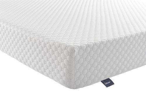Silentnight 7-Zone Memory Foam Mattress, Double £159.99 Euro Double £164.99 @ Amazon
