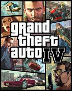 Grand Theft Auto IV and GTA: Episodes from Liberty City on PS3/Xbox360 (pre owned) for £4 each delivered @ Game