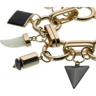 Kardashian Kollection Chunky Charm Bracelet less than half price £9.99 at argos