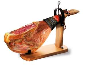 Whole Serrano Reserva Ham Leg (6.5–7.5kg) - £39.99 at Lidl