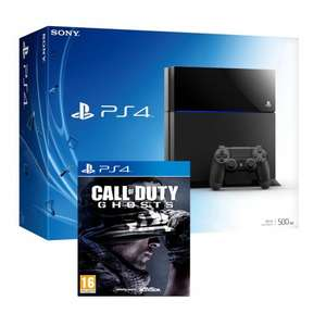 PS4 + CALL OF DUTY GHOSTS £409.99 @ SHOPTO EBAY