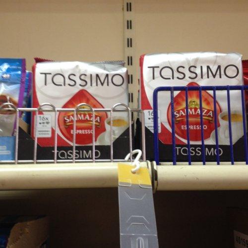 Tassimo pods 0.99p @ The99p store (Hounslow)