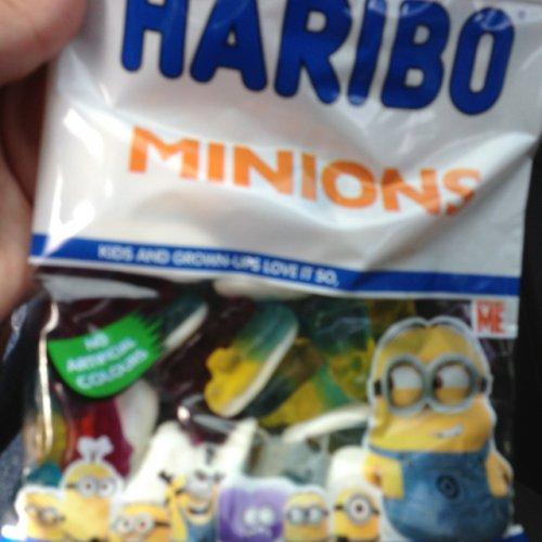 Haribo Minions 89p each or 2 for £1.50 @ Asda