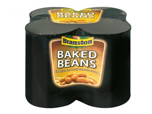 BRANSTON Baked Beans £1.25 at LIDL