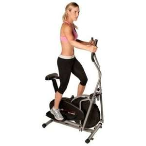 2-IN-1 ELLIPTICAL CROSS TRAINER & EXERCISE BIKE £79.99 @ thesportshq eBay