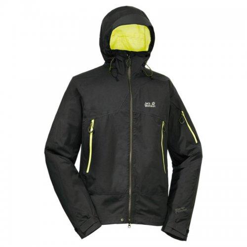 Sportpursuit.com - JACK WOLFSKIN Mens High Voltage XT Jacket (Black) £139.50 RRP £320.00