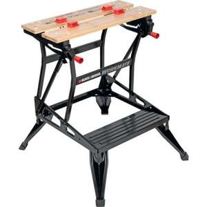 Homebase - Black & Decker Dual Height Workbench (WM536) £34.99