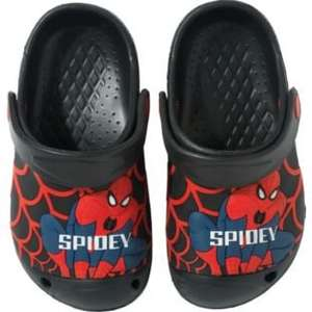 Childrens Spiderman clogs croc type shoes £2.99 @ Argos