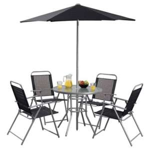 Hawaii 6-piece Garden Furniture Set  £30 @ Tesco Direct + £5.95 Delivery