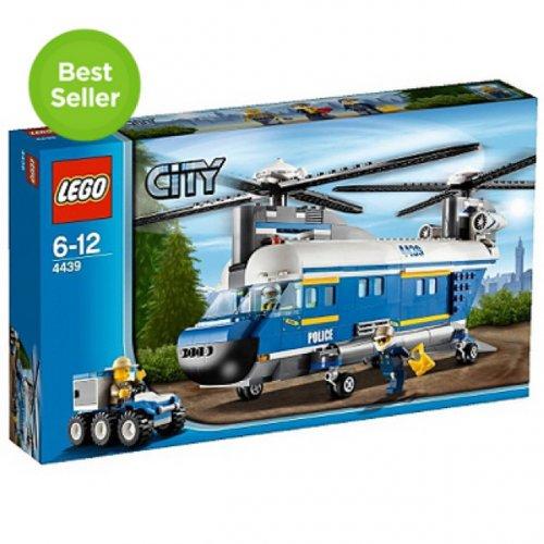Lego City Helicopter Half Price £17.50 @ Asda Direct Free C&C