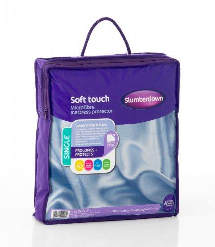 Slumberdown Soft Touch Mattress Protector- Single for £3.50 @ Asda Direct