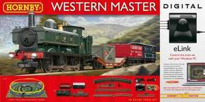 Hornby Western Master - Controlled via PC £99.99 @ Amazon