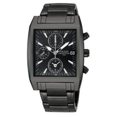 Men's bracelet chronograph watch Debenhams £51