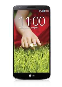 lg g2 black 16 gb model sold and shipped by amazon spain, €324 delivered