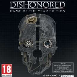 Dishonored GOTY £5.44 @ GMG
