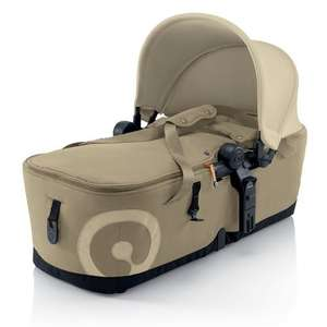 Luxury carrycot WAS £289.99 NOW £40 Concord Scout Carrycot - Beige @ Kiddicare - £37.20 after cashback