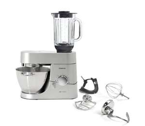 Kenwood KMC 010 Titanium Chef Food Processor with 5 year warranty and attachments £399.99 delivered (Argos)