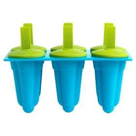 Rocket ice lolly moulds only 50p instore at Asda