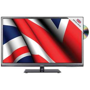Goodmans 32incher LED TV TV/DVD Combi + Freeview + USB record £149 @ Asda