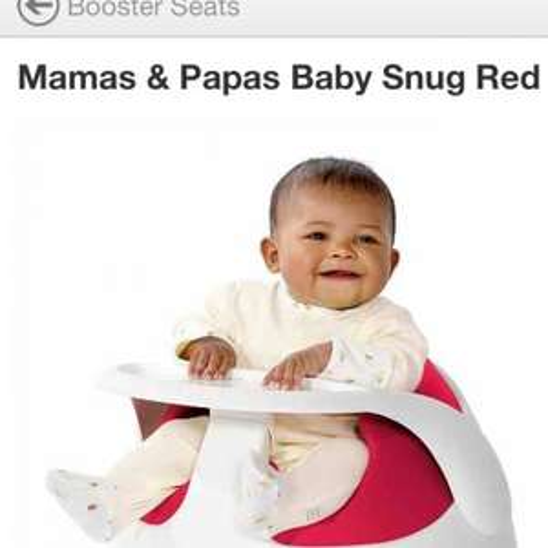 Mamas and papas baby snug £22.20 @ Asda (instore)