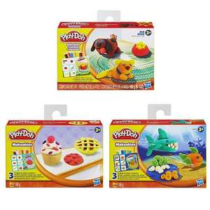 Play-Doh Makeables £1 at Poundworld - awesome little stocking fillers