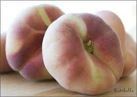 4 PACK FLAT PEACHES @ ASDA - 57p