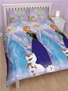 Disney Frozen Duvet, Double Duvet, Curtains & More From £12.51 Delivered (using code) @ Price Right Home (Some Pre Order)