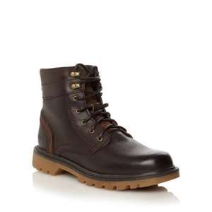 "Caterpillar/CAT Utility 6"" Mens Boots Was £80 Now £40 @ Cat Footwear"