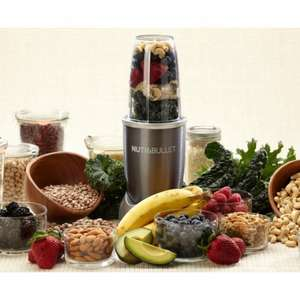 Nutribullet £84.99 + 8.4% TCB & free next day delivery @ ryman